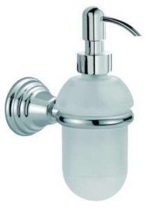 szklany dozownik do mydła